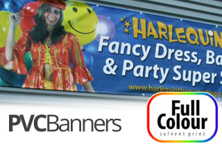 PVC Banners Peterborough